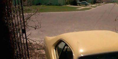 Así era el estacionamiento de esta casa en la película Foto:Reddit/Voodrew