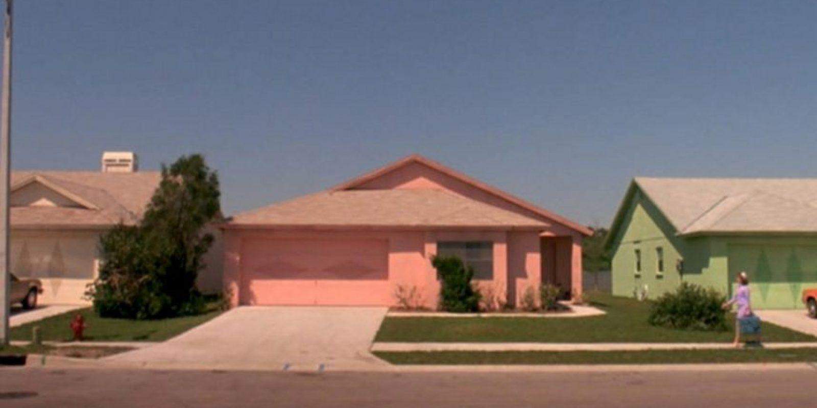 """""""Me sorprendí preguntándome muchas veces si todas estas personas saben que su casa estaba en la película"""", comentó Cremeans al portal Mashable. Foto:Reddit/Voodrew"""