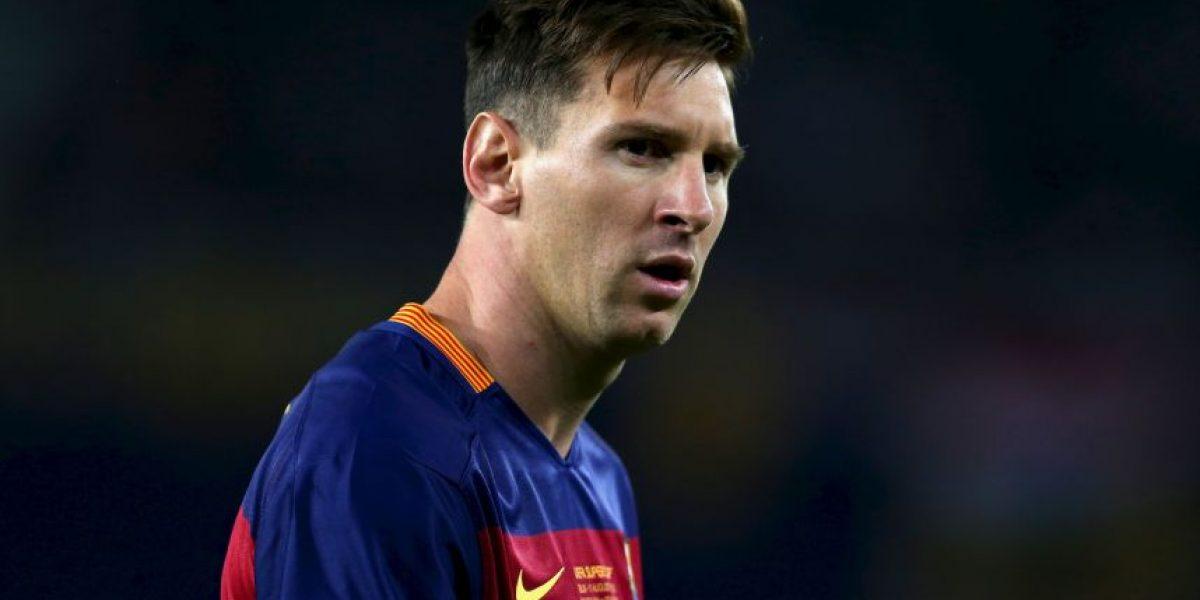 VIDEO: La pelea entre Lionel Messi y el DT del Sevilla en la Supercopa de Europa