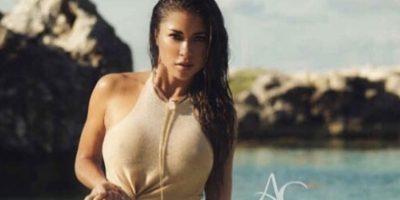 """""""Ella no tendría trabajo sino fuera por los peleadores"""", indicó Ronda en una entrevista Foto:Vía instagram.com/ariannyceleste"""