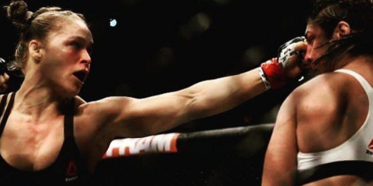Los 9 enemigos de Ronda Rousey, campeona invicta de UFC