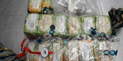 Victor Twartz transportó la droga desde la India a Australia. Foto:AP
