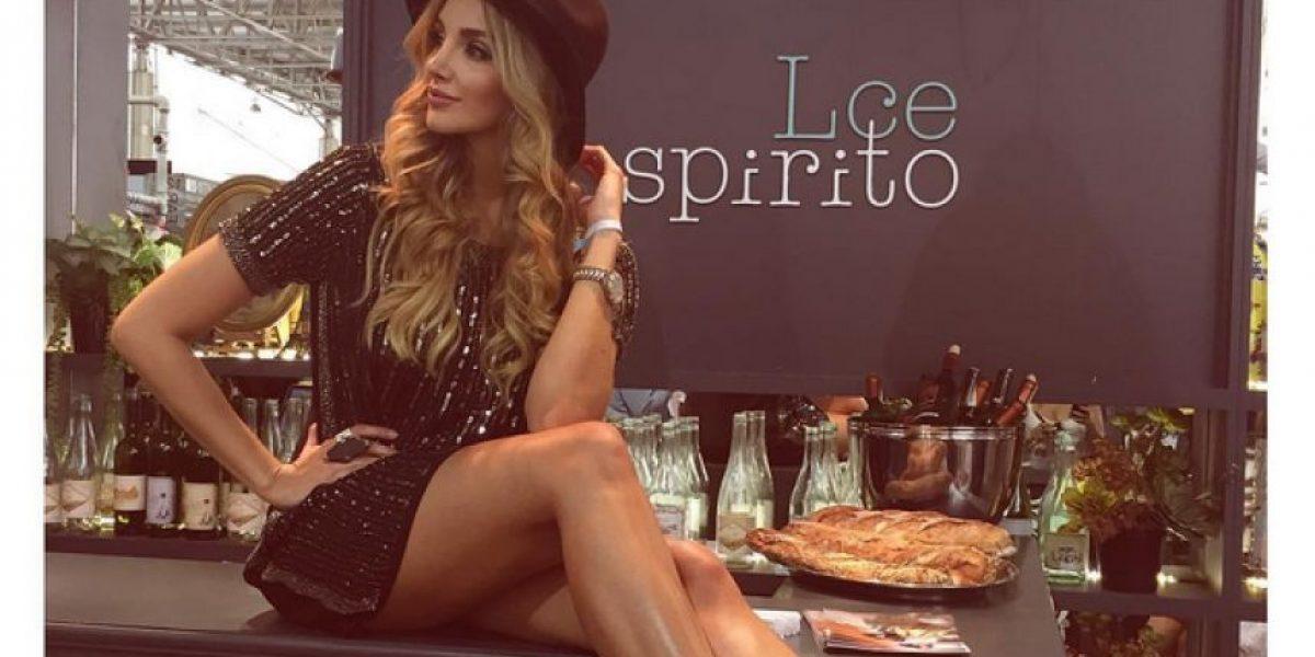 Fotos: De reina a presentadora, así ha cambiado Melina Ramírez