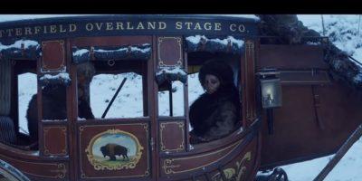 Por culpa de un fuerte temporal de nieve deberán desviarse de su camino Foto:IMDb