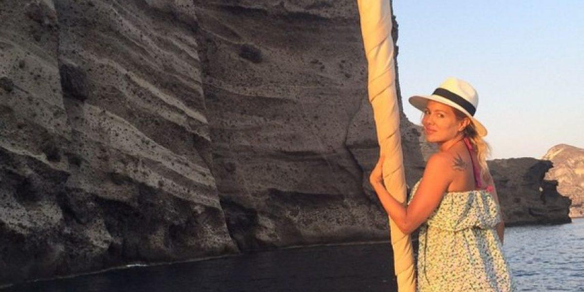 Con 42 años, Natalia París sigue paralizando las redes sociales