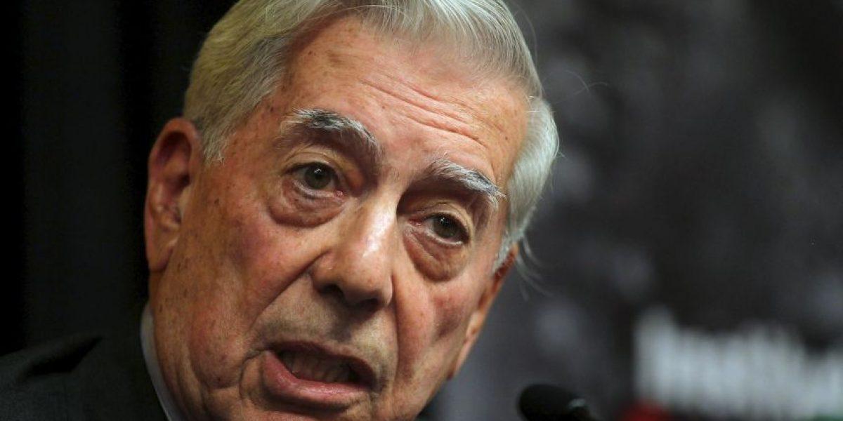 Vargas Llosa describe a Donald Trump como un