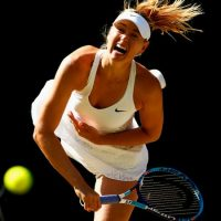 1. Maria Sharapova Foto: Getty Images
