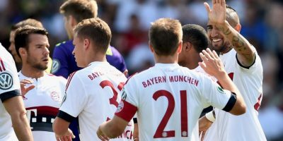 Los bávaros han sido campeones en las últimas tres temporadas y buscan ser el primer tetracampeón en la historia de la Bundesliga Foto:Getty Images
