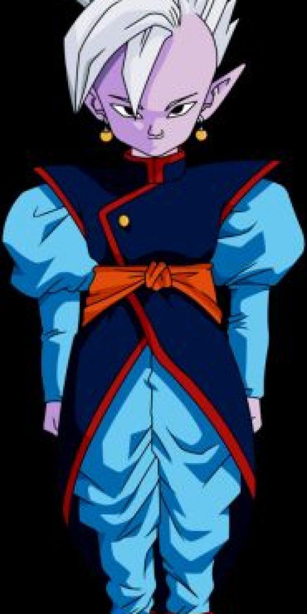 """Y con su cabello nos recuerda al """"Kaioshin del Este"""", aquel que ayudó a """"Gokú"""" y sus amigos durante la pelea contra """"Buu"""". Foto:dragonball.wikia.com"""