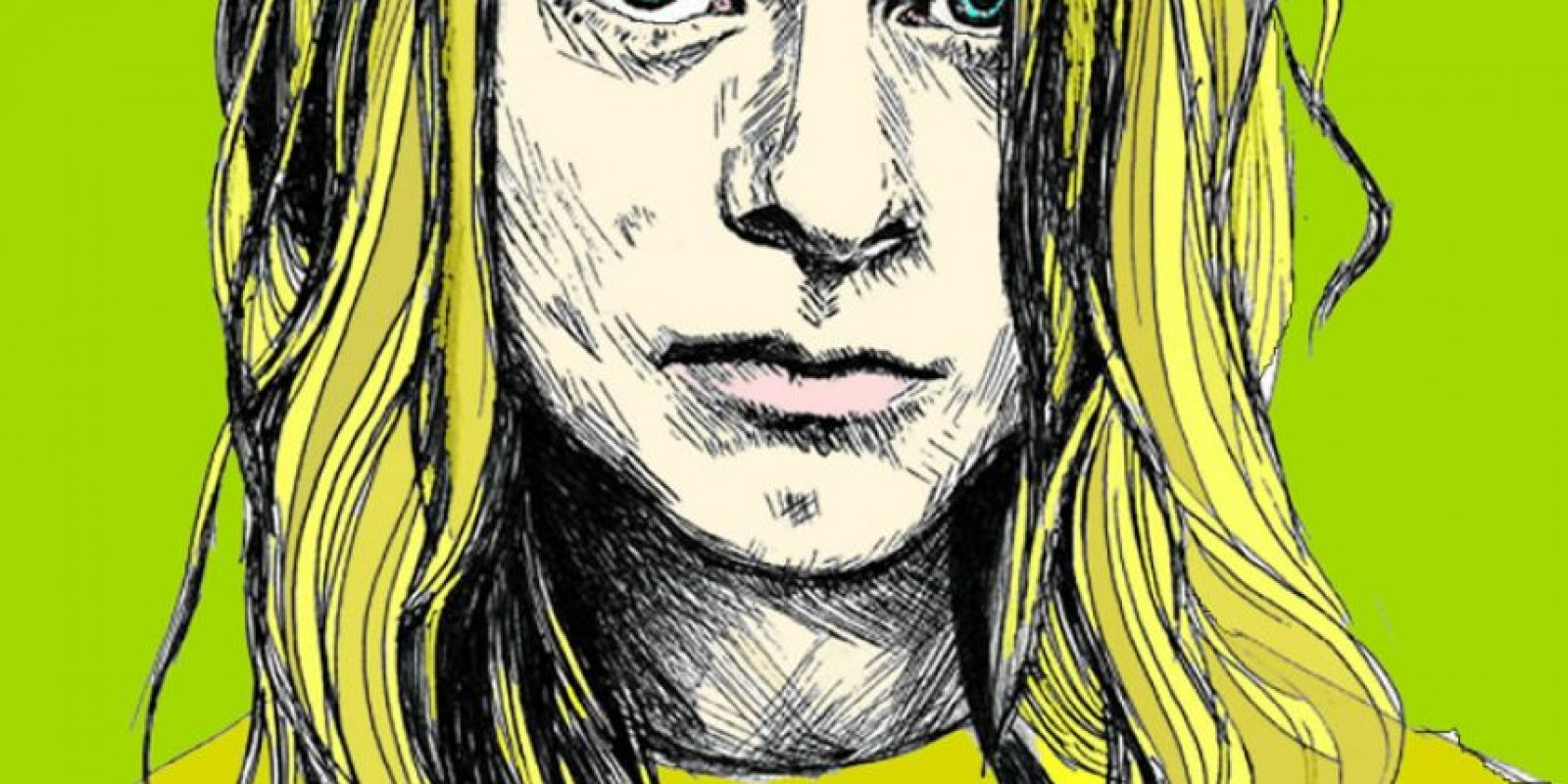 3. La personalidad de Cobain se forjó desde la infancia. Foto:Wikipedia