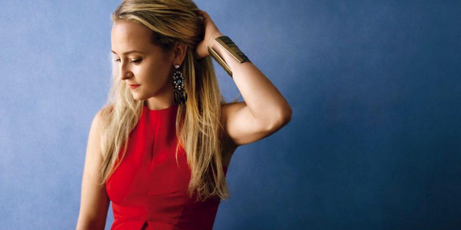 Alexa von Tobel, la fundadora y CEO de la empresa financiera Learn Vest, fue nombrada Líder Mundial en 2011. La también columnista en Cosmopolitan ha recaudado más de 72 millones de dólares para su causa Foto:Vía mundoejecutivo.com