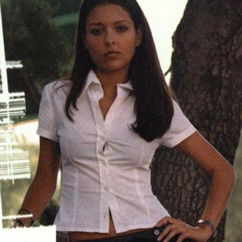 """Grettell Valdez fue """"Daniela, el cuerpo de la clase"""" Foto:Televisa"""