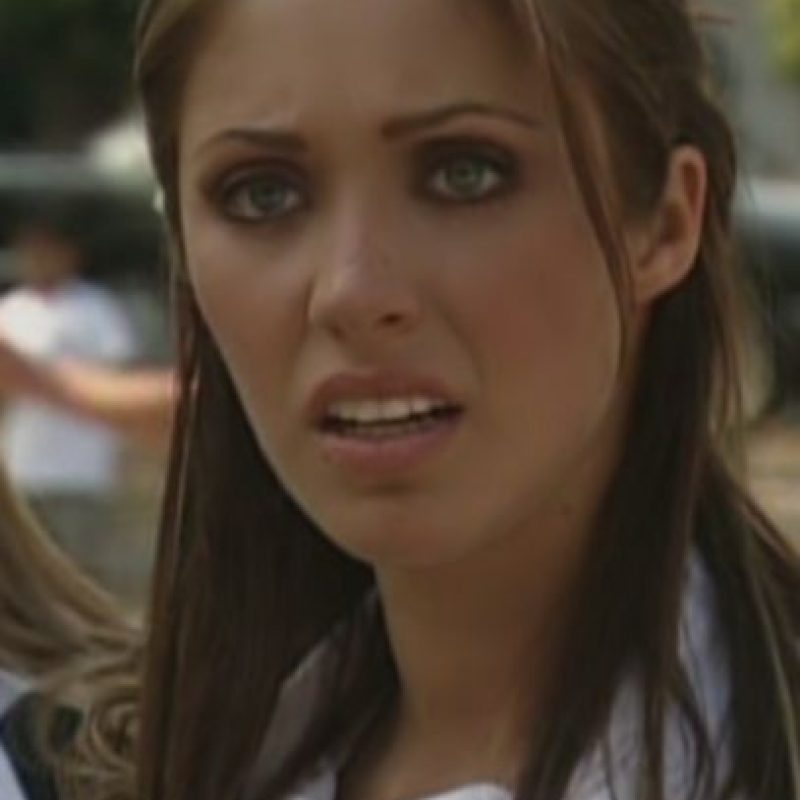 "Anahí interpretó a ""Jessica, la loca"" Foto:Televisa"