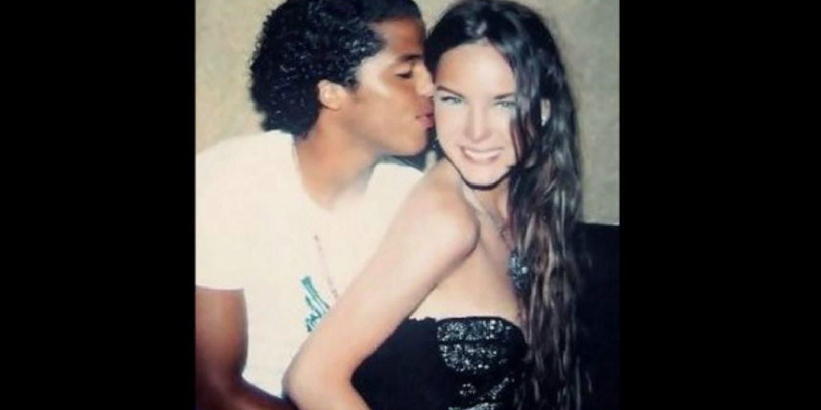 """¿Recuerdan cómo surgió este romance? La revista """"Quién"""" indicó que Belinda y Giovanni se conocieron en Barcelona en el año 2006. Foto:Twitter"""