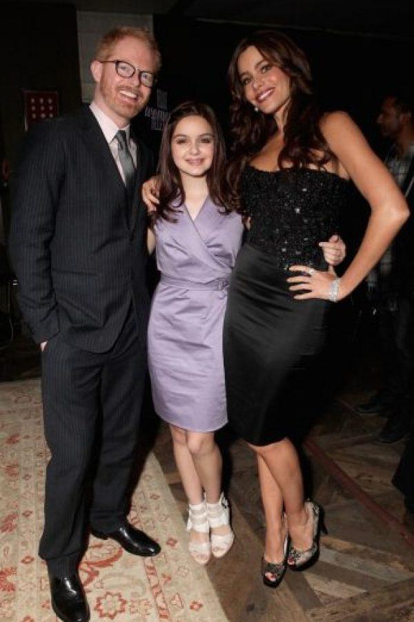 "En 2009 se unió al elenco de la comedia ""Modern Family"". Foto:Getty Images"
