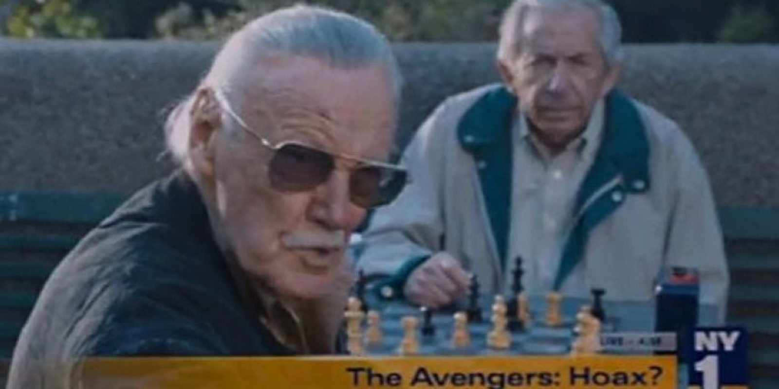 "En ""The Avengers""… Foto: vía YouTube"