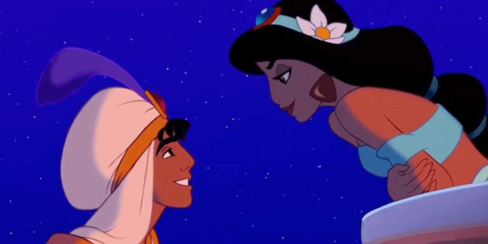 """Disney ya está trabajando en una nueva comedia sobre este popular cuento de """"Las Mil y Una Noches"""" y al igual que en sus futuros proyectos, será protagonizada por actores de carne y hueso. Foto:vía facebook.com/DisneyAladdin"""