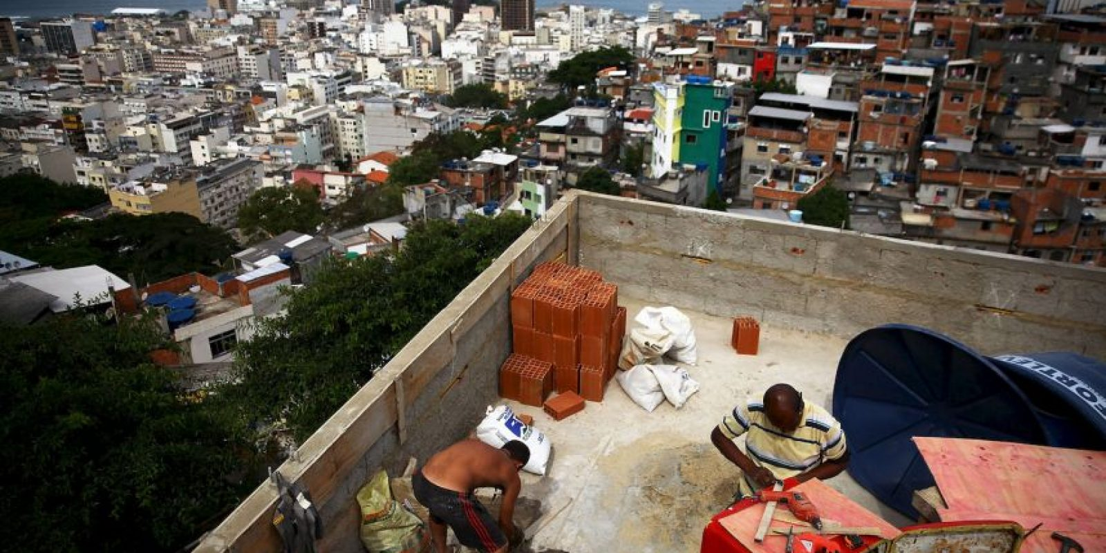 Según la fundación Walk Free, 155 mil personas son esclavas en Brasil. Foto:Getty Images