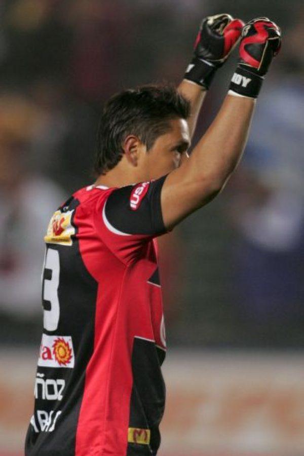 Portero del América y de la Selección de México Foto:Getty Images