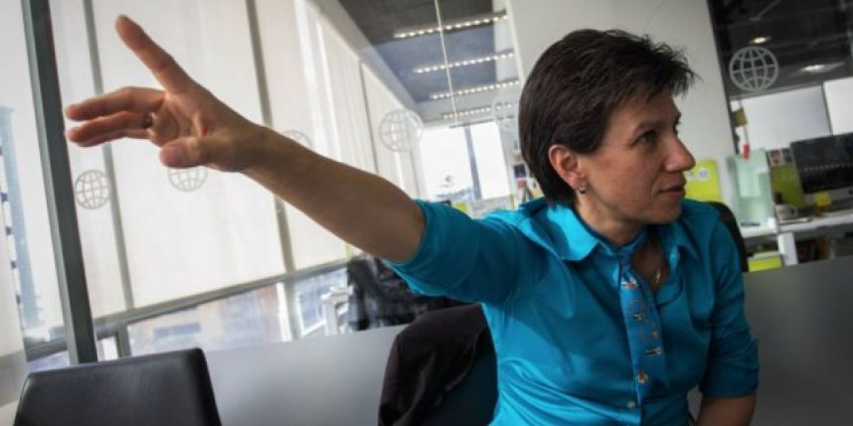 La mujer que logró unir a Uribe y Claudia López