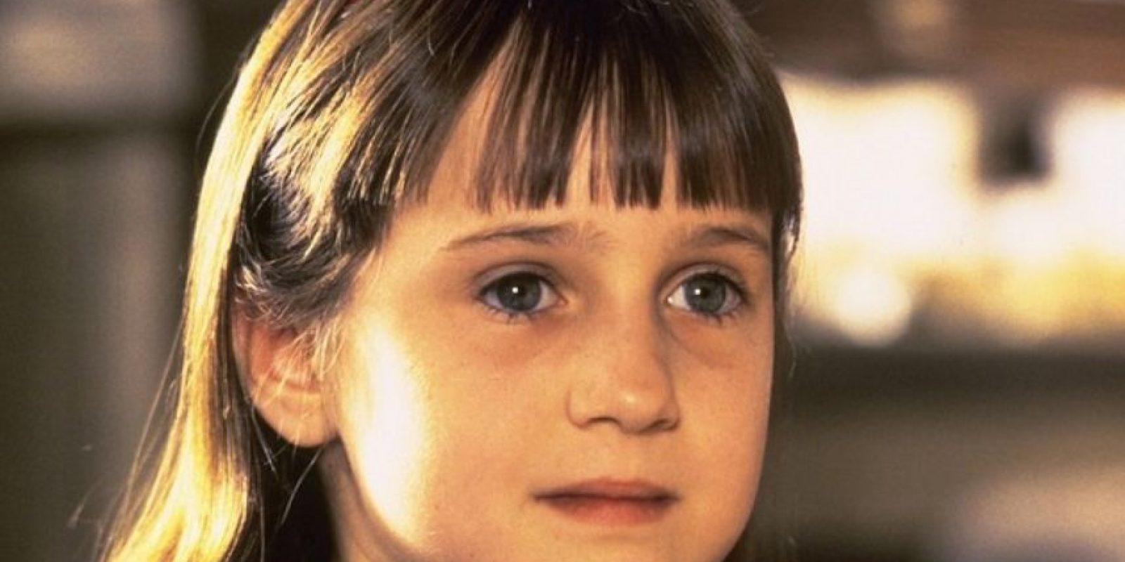 """Mara Wilson era """"Matilda Wormwood"""" Foto:TriStar"""