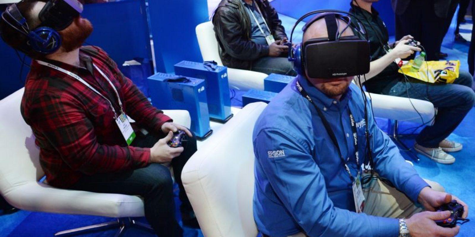 Los videojuegos ya tienen este sistema. Foto:vía Getty Images