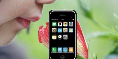 De hecho, ya hay compañías que están desarrollando detectores de olor en los teléfonos. Foto:vía TechFever.net