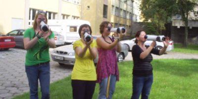 Asimismo, ya existe el olfatómetro, que sirve para detectar olores a largas distancias, como en la serie. Foto:vía Wikipedia
