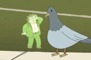 """En """"Futurama"""" se enviaban hologramas para comunicarse. Foto:vía FOX"""