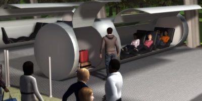 Está en proyectos el Tubo Transportador, que haría que las personas viajaran en cabinas. Foto:vía Net Media