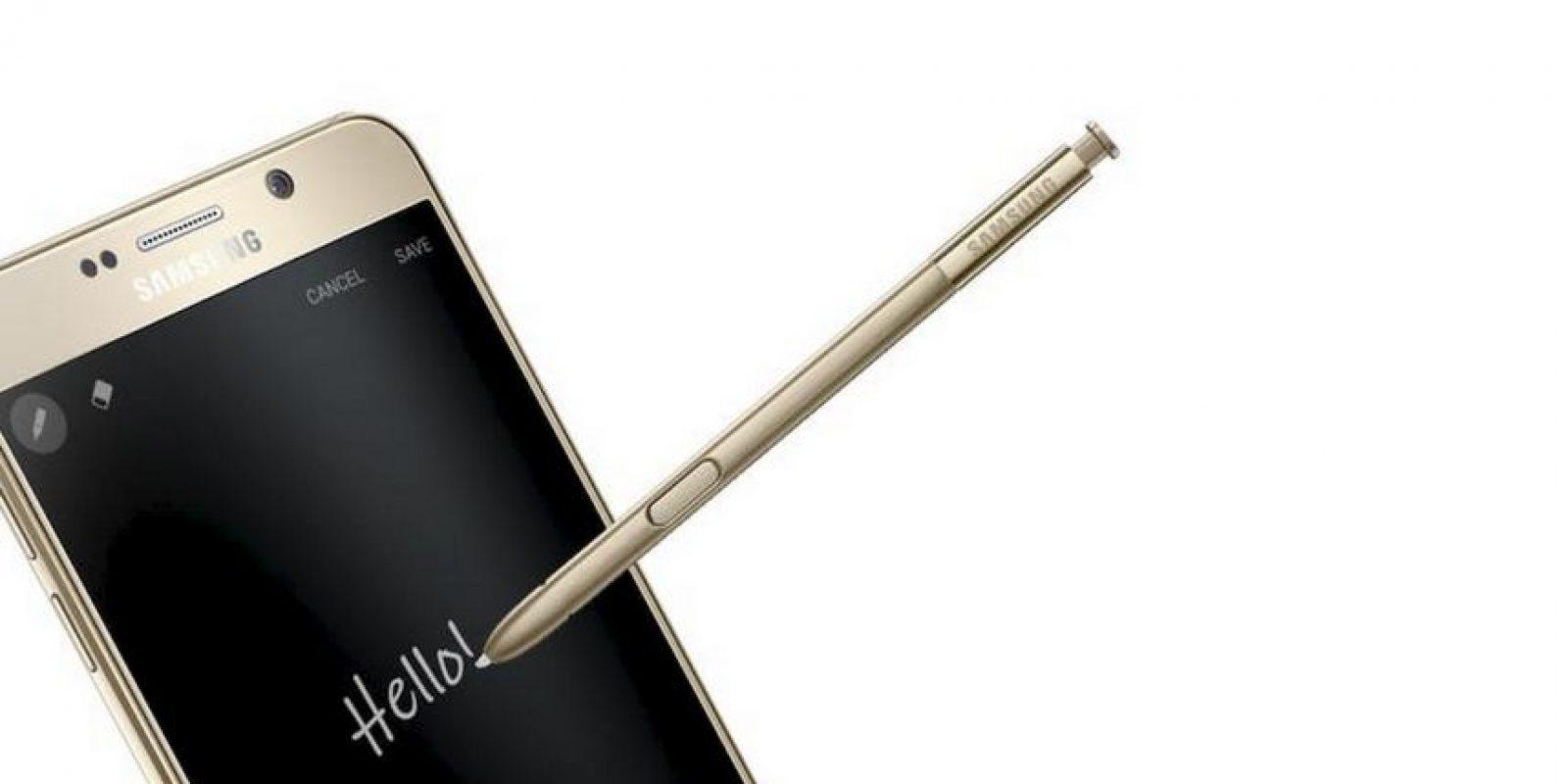 La pluma digital S-Pen mejora mucho el tiempo de respuesta y la nitidez del texto Foto:Samsung