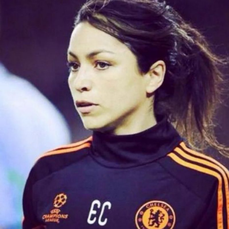 Eva Carneiro nació en Gilbraltar en 1973. Tiene 42 años. Foto:Vía instagram.com/explore/tags/evacarneiro