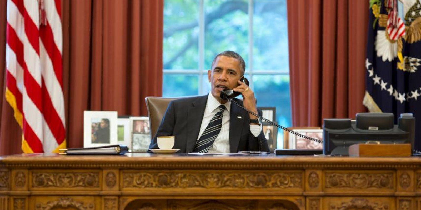El 15 de diciembre de 2014, Barack Obama y Raúl Castro iniciaron un diálogo para restablecer relaciones diplomáticas. Foto:Getty Images