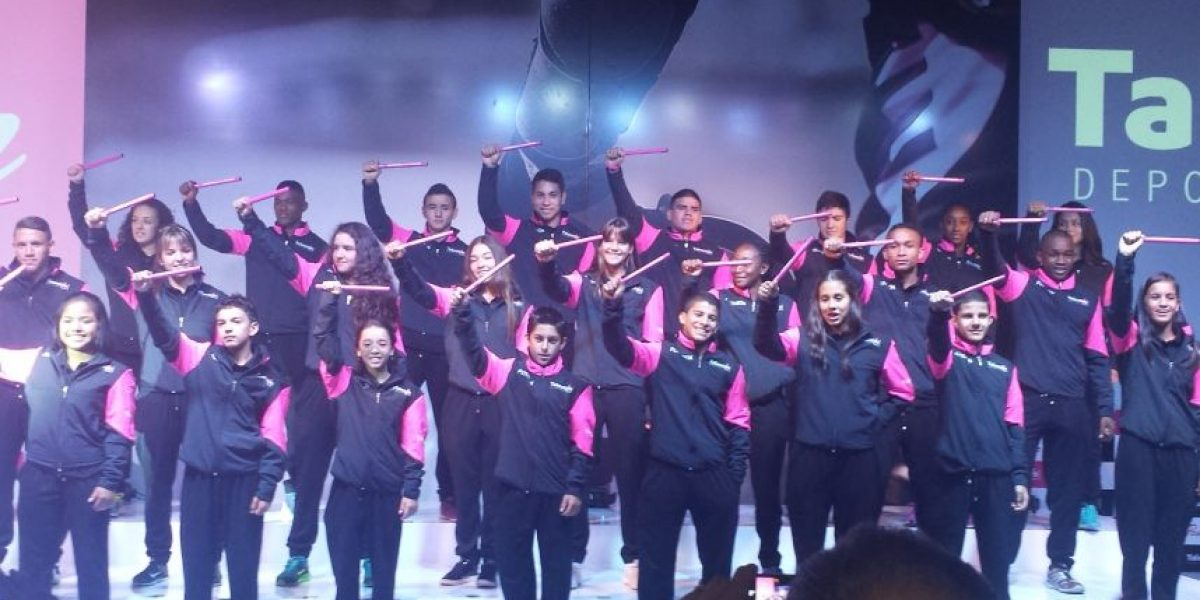 Postobón apoyará a 25 Talentos Deportivos hacia el futuro