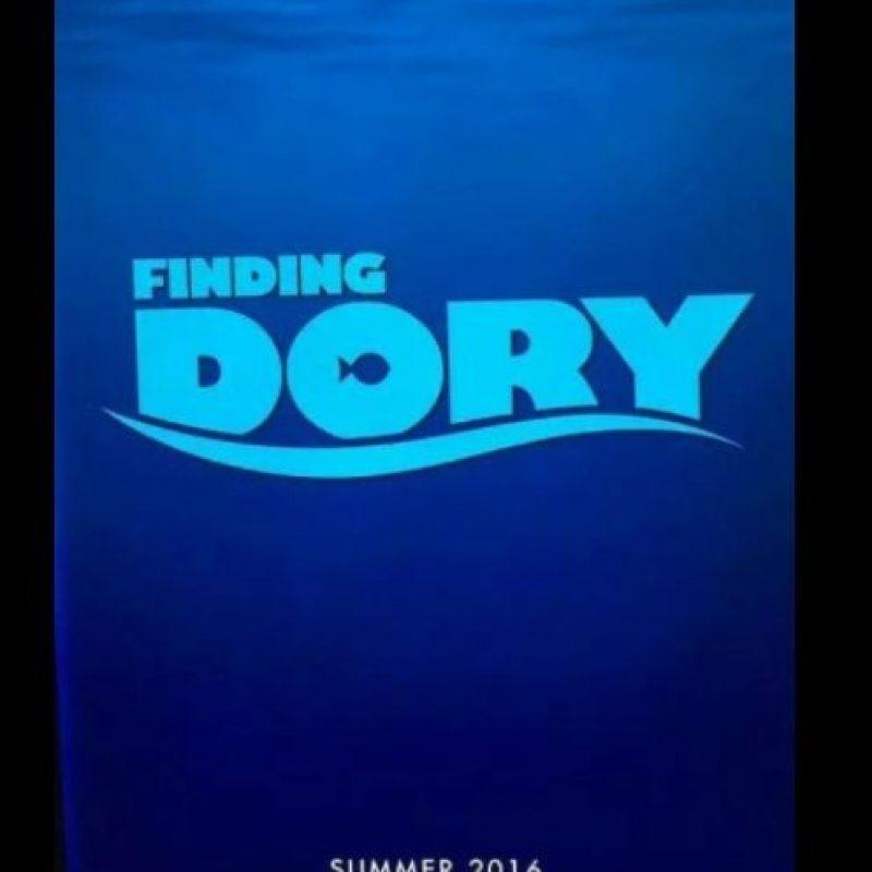 """La película """"Buscando a Dory"""" Foto:vía twitter"""