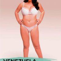 """Pidieron a varios diseñadores gráficos del mundo recrear a la """"mujer ideal"""" en sus países. Foto:vía onlinedoctor/superdrug.com"""