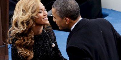 No es novedad que en este se encuentre una canción de la cantante Beyonce, de la cual el presidente se declaró fan Foto:Getty Images
