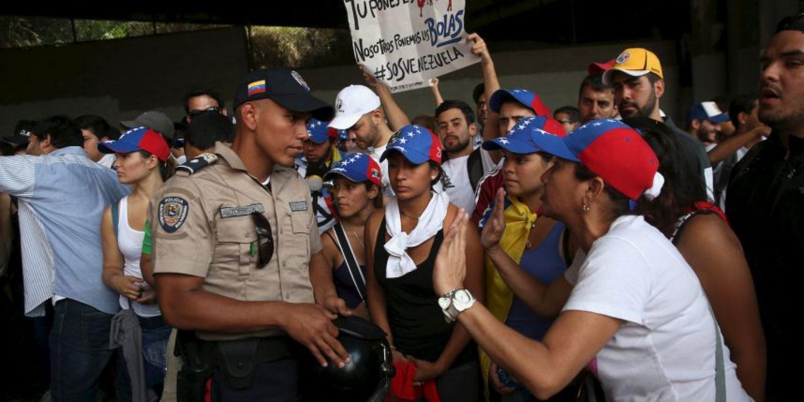 El suceso ocurrió en el estado de Aragua. Foto:Getty Images