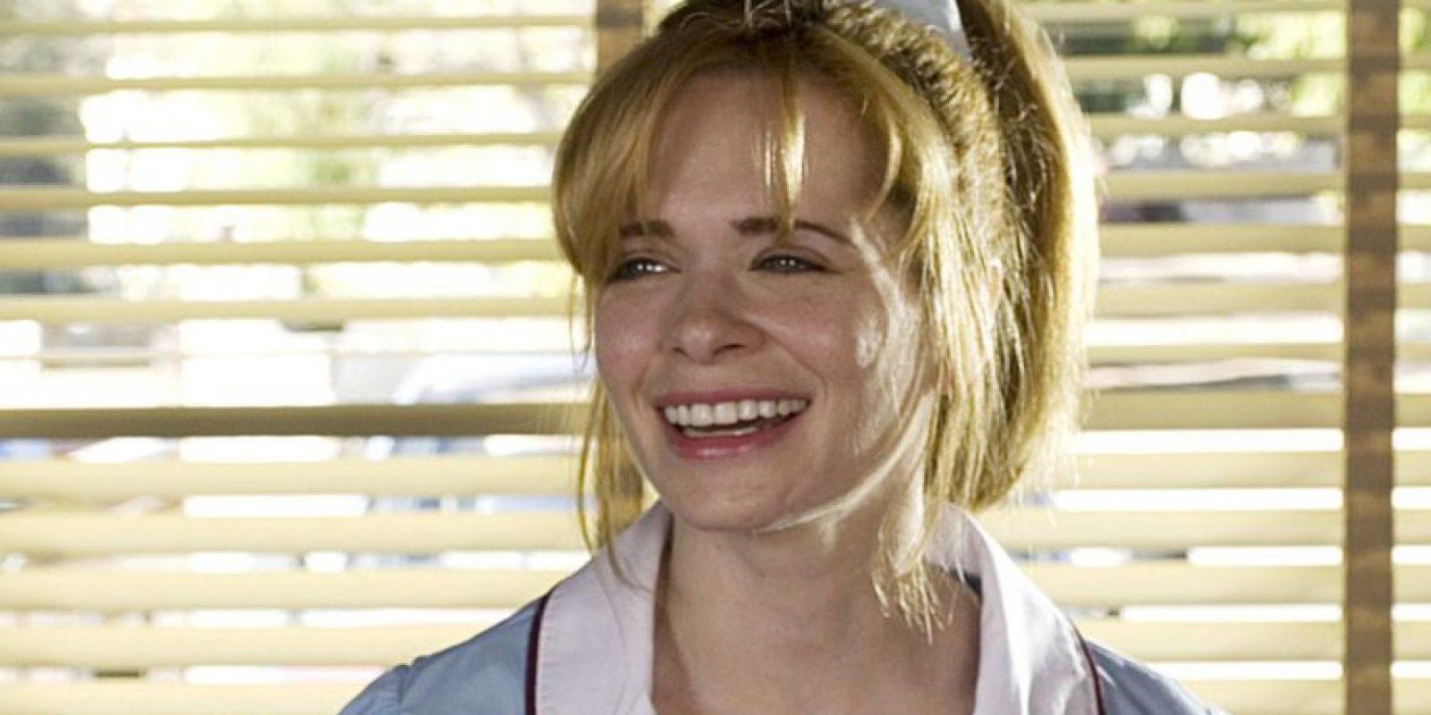 Adrienne Shelly era una actriz y directora que fue golpeada por un obrero de construcción. Foto:vía Getty Images