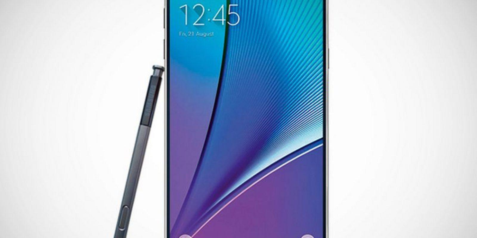 Galaxy Note 5 y Galaxy S6 Edge Plus: Pantalla más grande del mercado (5.7 pulgadas) Foto:Samsung