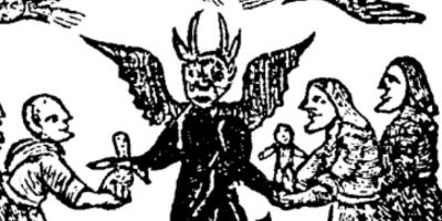 4. Brujas : en Internet pueden ver muchos testimonios de personas afectadas por supuesta brujería. Foto:vía Wikipedia