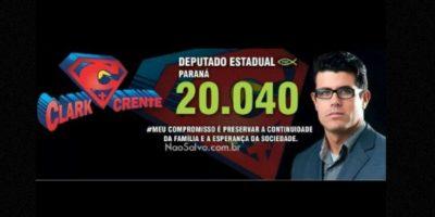 Clark Kent. Foto:vía Naosalvo.com.br