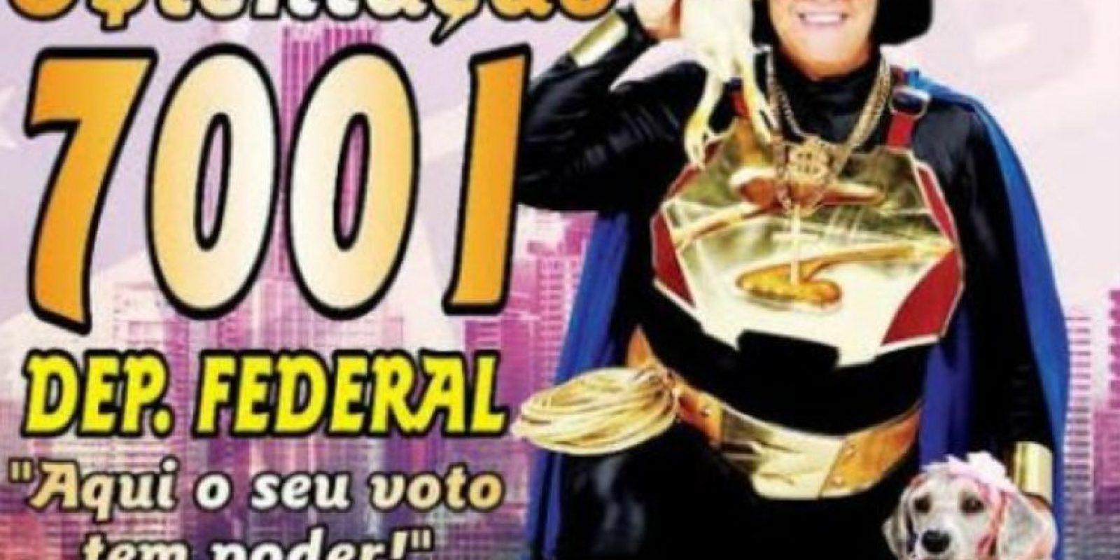 Superhéroe triste. Foto:vía Naosalvo.com.br