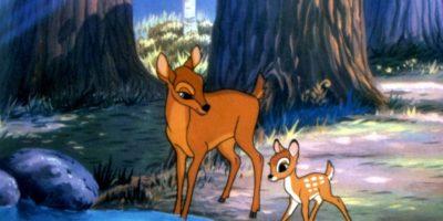 """6. Matan a la madre de """"Bambi"""". Foto:vía Disney"""