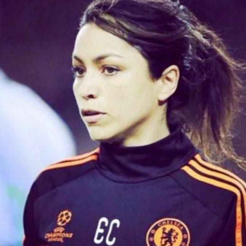 Es la doctora del primer equipo del Chelsea de Inglaterra. Foto:Vía instagram.com/explore/tags/evacarneiro