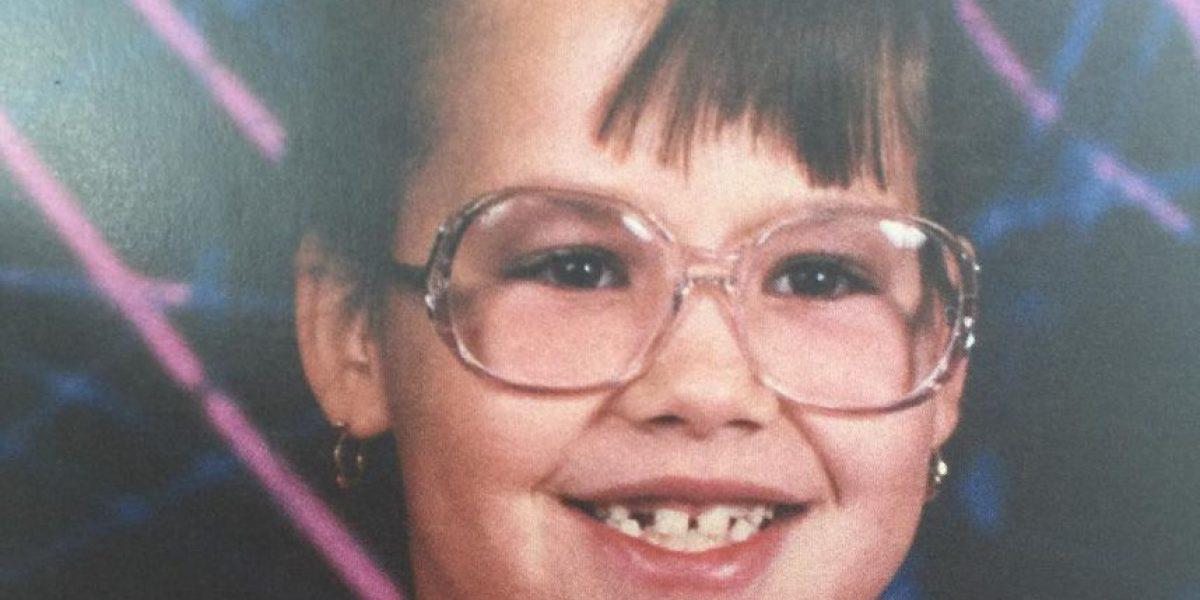 De no creerse... esta niña se convirtió en una curvilínea famosa