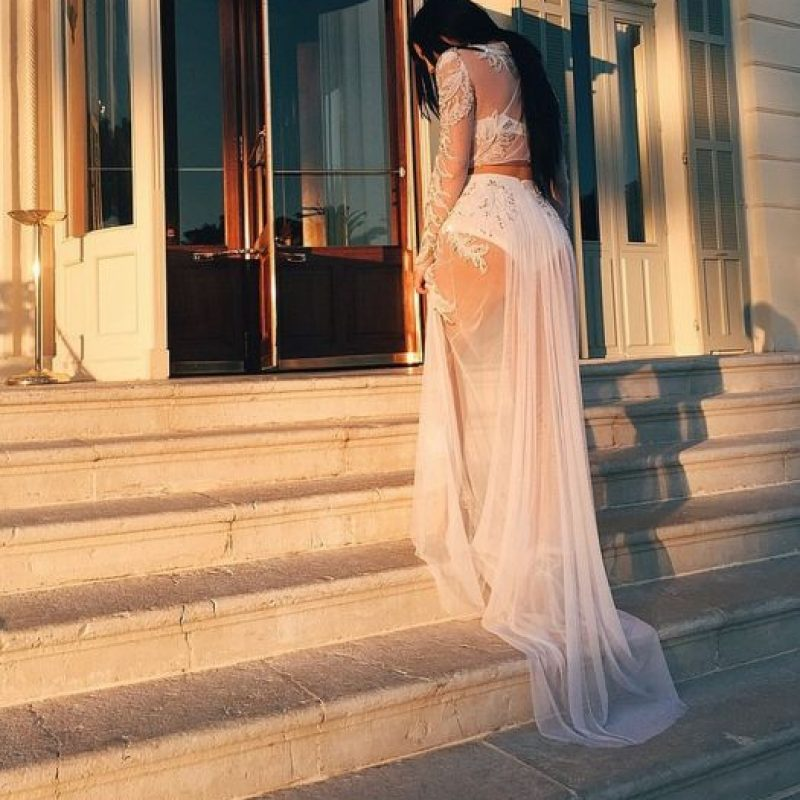 2 menos que se hermana la modelo Kendall Jenner Foto:Vía instagram.com/kyliejenner/