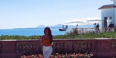 Sin embargo su hermana Kylie Jenner podría tener más que eso Foto:Vía instagram.com/kyliejenner/