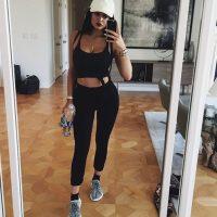 Kim Kardashian acaba de llegar a los 42 millones de seguidores en Instagram Foto:Vía instagram.com/kyliejenner/