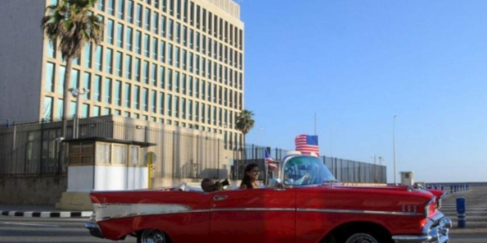 Los Estados Unidos establecieron relaciones diplomáticas con la República de Cuba en 1902, y la primera embajada se abrió en 1923. Foto:AFP